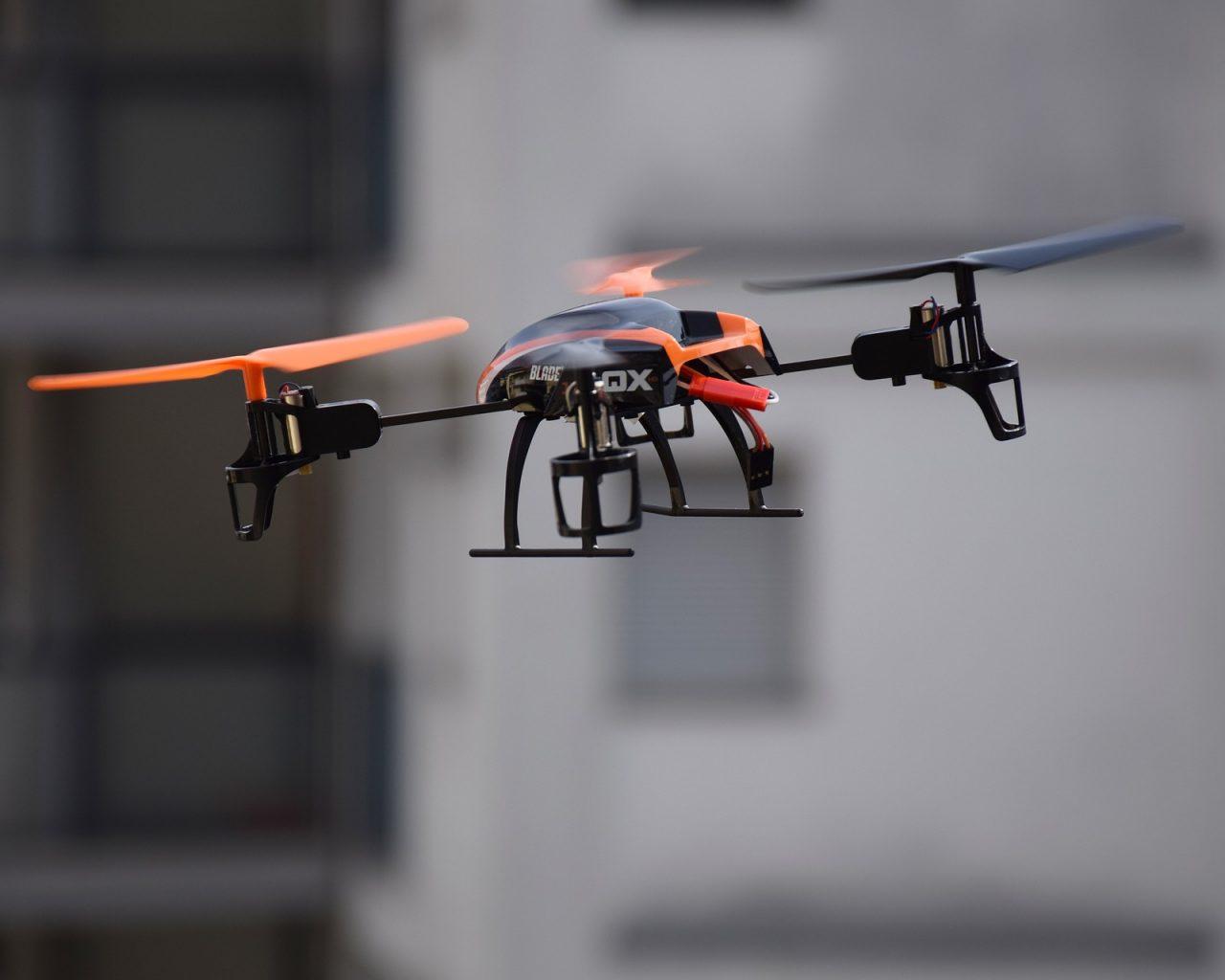 Inregistrare drona